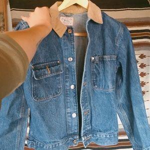 Ralph Lauren Vintage Jean Jacket